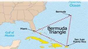பெர்முடா முக்கோணம் [Bermuda Triangle] எத்தனை மர்மங்கள்! ஏன்?