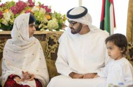 malala-meets-sheik-mohamed-uae
